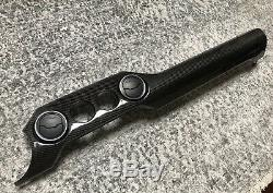 2015-2019 Ford Mustang Performance Package Dash Carbon Fiber Twill bezel OEM MTO
