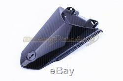 2015-2019 Yamaha R1 R1M R1S Carbon Fiber Seat Cowl Cover Fairing Twill Weave