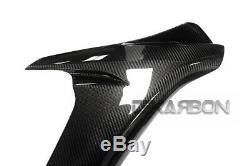 2015 2019 Yamaha YZF R1 Carbon Fiber Large Side Fairings 2x2 twill