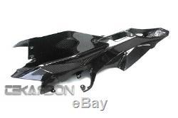 2015 2019 Yamaha YZF R1 Carbon Fiber Under Tail Fairing 2x2 twill weave