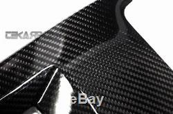 2016 2017 Kawasaki ZX10R Carbon Fiber Swingarm Cover 2x2 twill weaves