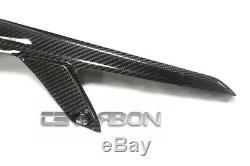 2017 2018 Honda CBR650F Carbon Fiber Chain Guard 2x2 twill weave