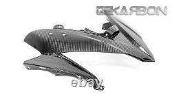 2017 2019 Kawasaki Ninja 650 Carbon Fiber Front Fairing 2x2 twill