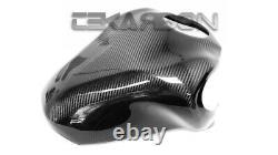 2017 2020 Kawasaki Z900 Carbon Fiber Full Tank Cover 2x2 twill weave