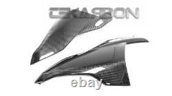 2019 2021 BMW S1000RR Carbon Fiber Front Fairing 2x2 twill weaves