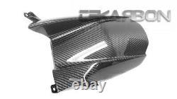 2019 2021 BMW S1000RR Carbon Fiber Rear Hugger Mud Guard 2x2 twill weaves