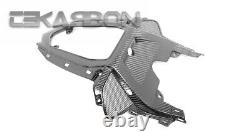 2019 2021 BMW S1000RR Carbon Fiber Tail Fairing 2x2 twill weaves