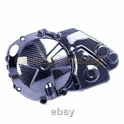 2020+ BMW S1000RR Carbon Fiber Alternator Cover Engine Cover, Twill