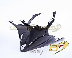 2020+ BMW S1000RR Carbon Fiber Belly Pan Fairing Racing Version Twill Weave