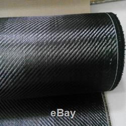 3k 200gsm 22 twill carbon fiber fabric 10m