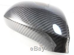 99-09 Honda S2000 Ap1 Ap2 Cr Real Dry Carbon Fiber Mirror Covers Cover