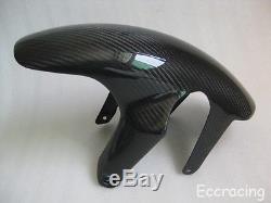 Aprilia RSV Mille 1998-2003 Tuono 2002-2005 Twill Carbon Fiber Front Fender