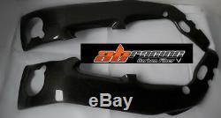 Aprilia RSV4 2009 -2017 Frame Heat Sheild Cover Full Carbon Fiber Twill