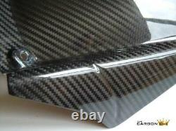 Aprilia Rsv4 & Tuono V4 Carbon Fibre Rear Hugger Mudguard In Twill Gloss Weave