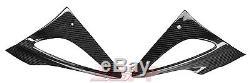 BMW R1100S/R1100SA Side Turn Signal Holder Cover Fairing 100% Twill Carbon Fiber