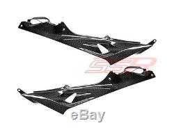 BMW S1000R / S1000RR (2015+) Under Tank Side Panels Fairings Covers Carbon Twill