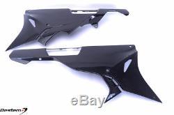 BMW S1000RR 2015 Carbon Fiber Belly Pan Fairings, 100%, Twill, Open Box