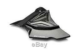 BMW S1000RR 2019-2020 Carbon Sprocket Cover Twill Gloss 100% Carbon Autoclave