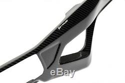 BMW S1000RR 2019-2020 Carbon Swingarm Covers Twill Gloss 100% Carbon Autoclave