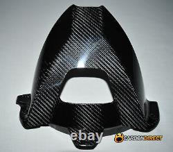 Bmw S1000rr Carbon Fibre Rear Hugger Mudguard 2009-2014 Hp4 1000r Fiber Twill