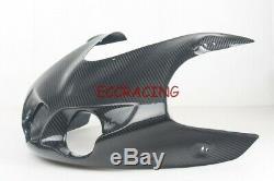 Buell Firebolt XB9R/12R TWILL Carbon fiber Upper Fairing/Nose Fairing