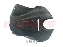 Buell XB 9/12 R/S/Ss/Scg/SX/X FULL Carbon Fiber Square Vent Airbox TWILL Matt