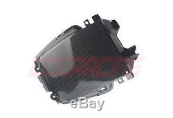 Buell XB 9/12 S/Sx/Scg TWILL Carbon Fiber Undertail