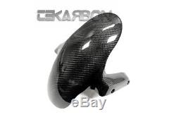 Buell XB / EBR Carbon Fiber Front Fender 2x2 twill weaves