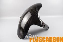 Buell XB9 XB12 XBs 1125 CR R Twill Carbon Fiber Front Mudguard / Front Fender