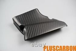 CAM BELT COVERS DUCATI Hypermotard Hyperstrada 821 939 Twill Carbon Fiber Matt