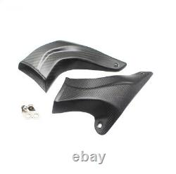 Carbon Fiber Brake Cooling Air Ducts For Ducati Diavel 2011-2019 Caliper 100mm