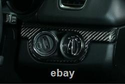 Carbon Fiber Light Panel Porsche 991 Carrera, 981/982 Cayman/Boxster Twill