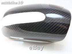Carbon Fiber Mirror Covers FOR Mercedes Benz W211 E55 W203 AMG E Class