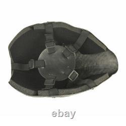 Carbon fiber Cosplay tactical Helmet Protection Halloween Full Face Dance Mask