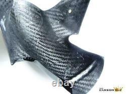 Ducati 748 916 996 998 Carbon Front Mudguard Fender In Twill Gloss Weave Fibre