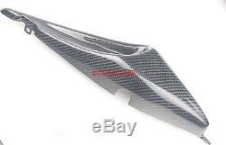 Ducati Monster M900/M750/M600/M400 TWILL Carbon Fiber Air Intakes