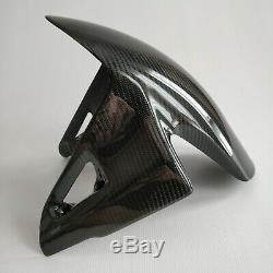 Ducati Panigale V4 / V4S Carbon Fiber Front Fender Twill Glossy