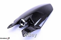 Ducati Streetfighter Carbon Fiber Rear Hugger Mudguard, Twill By Bestem SYDNEY