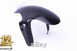 EBR 1190 RX SX 100% Carbon Fiber Front Fender Mud Guard Fairing TWILL
