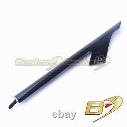 EBR 1190 RX SX Carbon Fiber Chain Guard Cover Fairing Upper, Twill, 100%