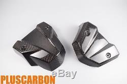 Engine Covers Yamaha MT-01 2006-2010 Twill Carbon Fiber Glossy Finish