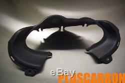Fit for BMW R 1100 S / Boxer Cup Dash Panel Twill Carbon Fiber Matt Finishing