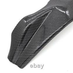 For BMW S1000RR 2015 2016-2018 Frame Protector Covers Fairing Carbon Fiber Twill
