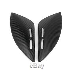 For Kawasaki Z900RS Side panels cover 100% Carbon Fiber Twill Matte