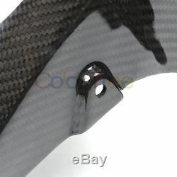 For Yamaha FZ09 MT09 14-17 Front Fender Mudguard Splashguard Carbon Fiber Twill
