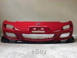 Group A JDM 99 Spec Hybrid Carbon Fiber Front Lip Mazda RX7 FD3S (Made In USA)