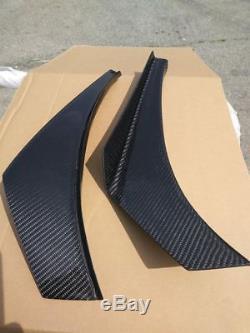 Group A S2000 Carbon Fiber Canards for Voltex Bumper AP1 AP2