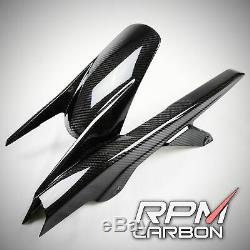 Honda CB650R CBR650R CB650F CBR650F Carbon Fiber Rear Fender Hugger twill glossy