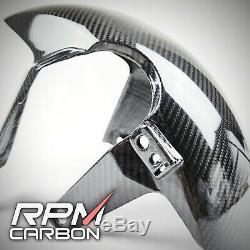 Honda CB650R CBR650R Carbon Fiber Front Fender twill glossy