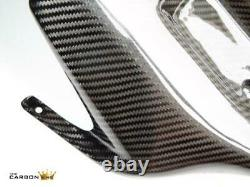 Honda Cbr1000rr 2004-07 Carbon Rear Hugger In Twill Weave Fibre Mudguard